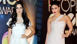 Katrina Kaif and Kareena Kapoor won't perform on New Year's Eve