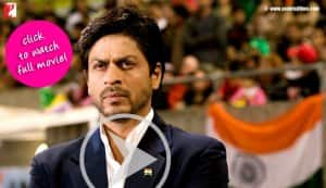 Shahrukh Khan's 'Chak De! India' did a great fake job!