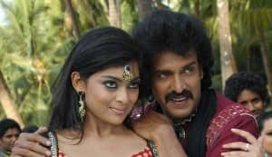 GODFATHER movie review: A treat for Upendra's fans