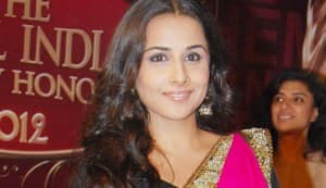 Vidya Balan: We are used as a high-profile punching bag