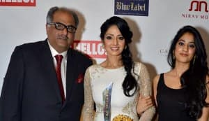 Ranbir Kapoor, Alia Bhatt, Madhuri Dixit, Sridevi walk the red carpet for Hello!'s Hall Of Fame Awards