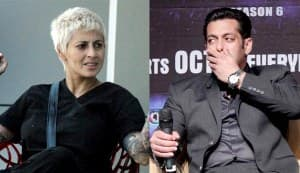 Bigg Boss 6: Salman Khan-Sapna Bhavnani at war!