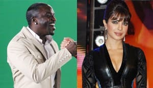 Akon chooses Shahrukh Khan over Priyanka Chopra