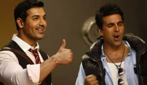 DESI BOYZ quick review: This movie belongs to the boyz