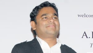 AR Rahman says he has no plans to direct a film