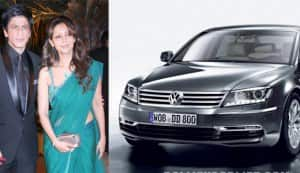 Shahrukh Khan's wife Gauri to be gifted a Volkswagen car