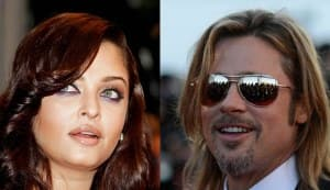 Will Aishwarya Rai Bachchan say 'yes' to a film with Brad Pitt?