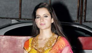 Can Kangna Ranaut pull off a nautch girl act?