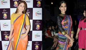 Kareena or Sonam: Who looks more gorgeous in a saree?