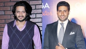 Zee Cine Awards 2013: Abhishek Bachchan-Riteish Deshmukh to host the ceremony!