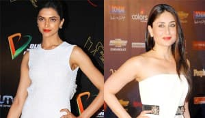 Deepika Padukone steps into Kareena Kapoor's shoes
