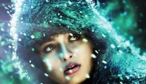 Irandam Ulagam first look: What's Anushka doing in the snow?