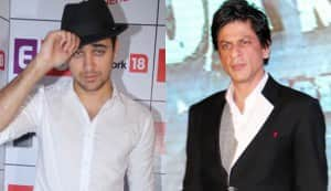 Shahrukh Khan and Imran Khan together in 'Vettai' remake?