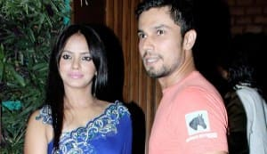 Is Randeep Hooda snubbing Neetu Chandra?