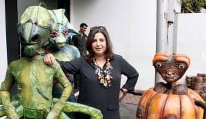 Farah Khan: Showing 'Joker' in space was planned