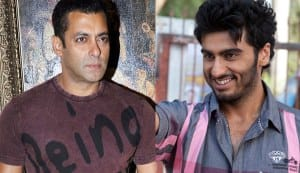 Salman Khan finds a younger brother in Arjun Kapoor!