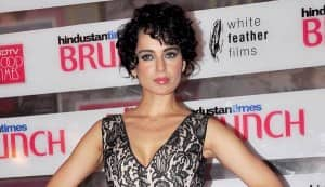 Is Kangna Ranaut's big Hollywood secret for real?