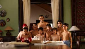 Salman Khan shoots promo for Chillar Party