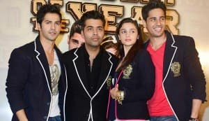 STUDENT OF THE YEAR: Karan Johar fathers three kids!