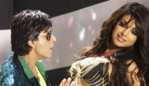 Is Shahrukh Khan having an affair with Priyanka Chopra?