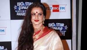 Rekha, happy birthday to B-town's ultimate diva!