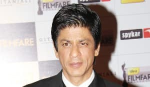 What makes Shahrukh Khan act proud?