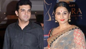 Vidya Balan IS dating Siddharth Roy Kapoor, she says