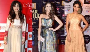 Times Of India Film Awards 2013: Urmila Matondkar, Ileana D'Cruz, Sonal Chauhan to walk the ramp for Manish Malhotra