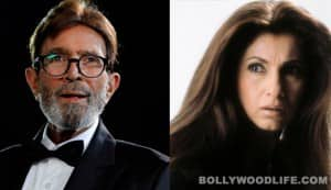 Rajesh Khanna critical, Dimple Kapadia by his side
