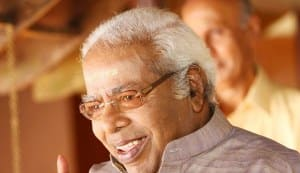 Veteran actor Thilakan unwell, hospitalised
