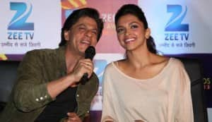 Zee Cine Awards 2013: Deepika Padukone needs help from Shahrukh Khan!