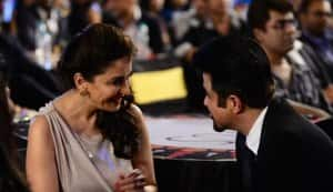 In Focus: Madhuri Dixit-Nene and Anil Kapoor share a secret!