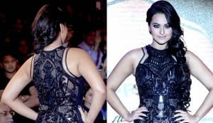 Sonakshi Sinha emerges as the Black Swan!