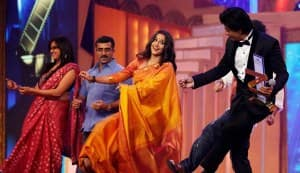In Focus: Vidya Balan and Shahrukh Khan shake a leg!