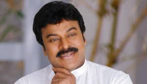 Chiranjeevi, happy birthday!