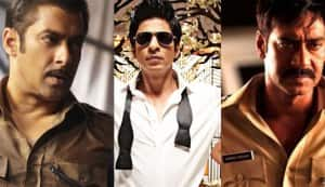 Can Shahrukh keep pace with Salman Khan and Ajay Devgn?