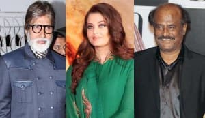 Aishwarya Rai Bachchan, Amitabh Bachchan and Rajinikanth to attend Cannes Film Festival
