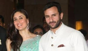 Saif Ali Khan and Kareena Kapoor's wedding invites sent out