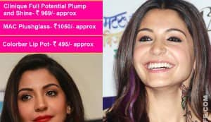 Want fuller lips like Anushka Sharma?
