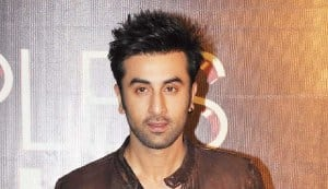 Ranbir Kapoor has no problem playing second-fiddle to Shahrukh Khan