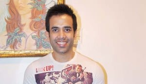 Tusshar Kapoor: I want to shock people with what I do in my films
