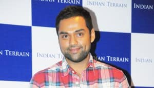 Abhay Deol – speaking straight from the heart