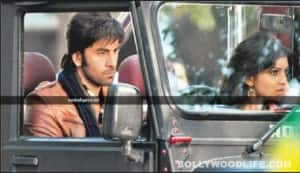 Besharam on the sets pics: Ranbir Kapoor is an angry thief