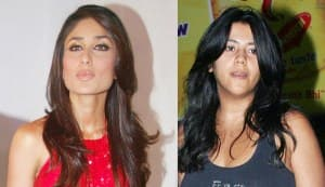 Are Kareena Kapoor and Ekta Kapoor at war?