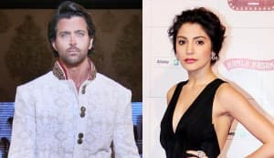 Hrithik Roshan and Anushka Sharma to be paired in Shekhar Kapur's Paani?