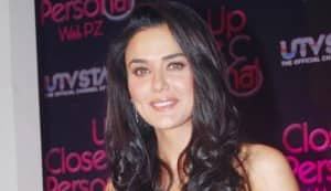 Preity Zinta's 'Ishkq In Paris' inspired by Hollywood flick, 'Before Sunrise'