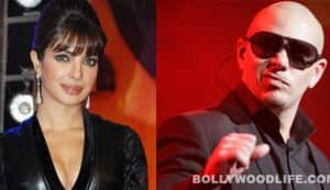 Priyanka Chopra and Pitbull all set to go Exotic!