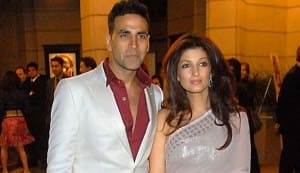 Akshay Kumar: Twinkle turned my life into celebration