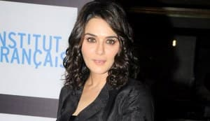 Preity Zinta, happy birthday!