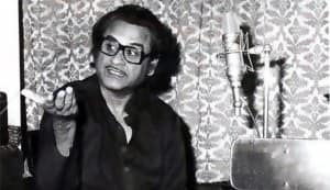 Kishore Kumar, happy birthday!
